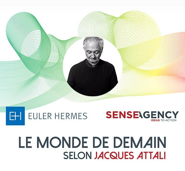 Jacques Attali - Le Monde de demain